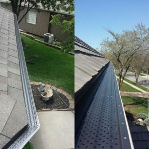 premium gutter protection at an affordable price - Gutter Guard Reviews